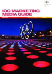 IOC marketing : media guide : Beijing 2008 / International Olympic Committee | International Olympic Committee. Marketing Department