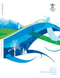 Brochures explicatives par sport : Vancouver 2010 / Comité d'organisation des Jeux olympiques et paralympiques d'hiver de 2010 à Vancouver | Jeux olympiques d'hiver. Comité d'organisation. 21, 2010, Vancouver