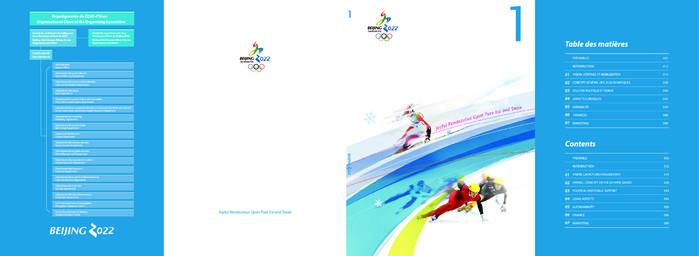 Beijing 2022 : candidate city / Comité de candidature de Beijing aux Jeux Olympiques d'hiver de 2022   Beijing 2022