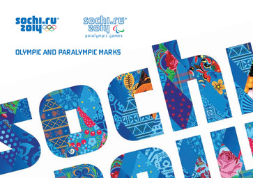 Olympic and Paralympic marks : Sochi 2014 / Organizing Committee of XXII Olympic Winter Games and XI Paralympic Winter Games in Sochi | Jeux olympiques d'hiver. Comité d'organisation. 22, 2014, Sochi