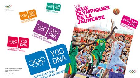 Les Jeux Olympiques de la jeunesse / Comité International Olympique | International Olympic Committee