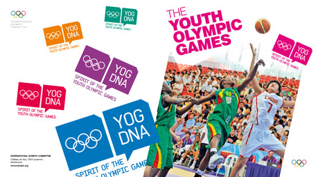 The Youth Olympic Games / International Olympic Committee | Comité international olympique