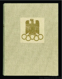 The XIth Olympic Games Berlin, 1936 : official report / by Organisationskomitee für die XI. Olympiade Berlin 1936 | Richter, Friedrich
