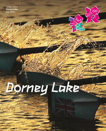 Dorney Lake : July 2008 / Olympic Delivery Authority | Olympic Delivery Authority (London)