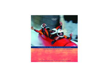 Les athlètes au coeur du Mouvement olympique = The athletes within the Olympic Movement / The IOC Athletes' Commission | Comité international olympique. Commission des athlètes