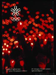 Rapport officiel des XVes Jeux olympiques d'hiver = XV Olympic Winter Games official report | Jeux olympiques d'hiver. Comité d'organisation. (15, 1988, Calgary)