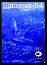 Final report : Rapport [sic] final / publié par le Comité d'Organisation des XIVèmes Jeux olympiques d'hiver 1984 à Sarajevo = Završni izvještaj / Organizacionog komiteta XIV zimskih olimpijskih igara Sarajevo 1984 / published by the Organising Committee of the XIVth Winter Olympic Games 1984 at Sarajevo | Jeux olympiques d'hiver. Comité d'organisation. 14, 1984, Sarajevo