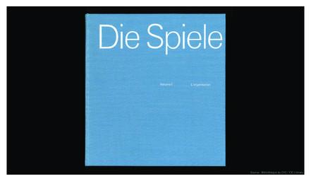 Die Spiele : le rapport officiel du Comité organisateur des Jeux de la XXe Olympiade Munich 1972 | Jeux olympiques d'été. Comité d'organisation. (20, 1972, München)
