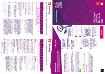 Official spectator guide : London 2012 Paralympic Games / The London Organising Committee of the Olympic Games and Paralympic Games Ltd | Jeux olympiques d'été. Comité d'organisation. (30, 2012, London)