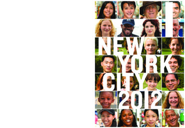 New York City 2012 : dossier de candidature pour les Jeux de la XXXe Olympiade : 15 novembre 2004 = New York City 2012 : candidature file for the Games of the XXX Olympiad : 15 November 2004 / Comité de candidature New York City 2012 | Comité de candidature New York City 2012