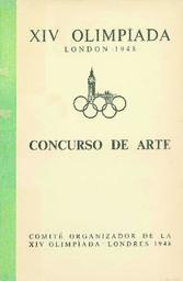 XIV olimpíada Londres 1948 / Comité organizador de la XIV olimpíada, Londres 1948 | Summer Olympic Games. Organizing Committee. 14, 1948, London