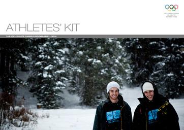 Athletes' kit : the IOC Athlete Career Programme / International Olympic Committee Athletes' Commission | Comité international olympique. Commission des athlètes