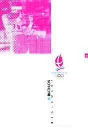 Biathlon : règlement = Biathlon : regulations / COJO Albertville 92 | Jeux olympiques d'hiver. Comité d'organisation. 16, 1992, Albertville