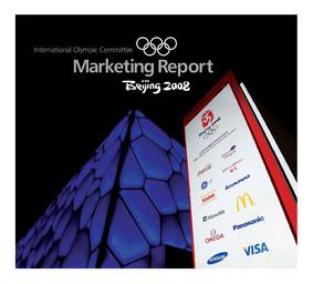 Beijing 2008 : marketing report / International Olympic Committee | Comité international olympique