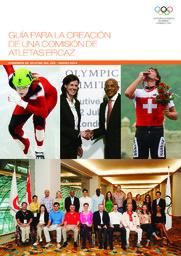Guía para la creación de una commisión de atletas eficaz / International Olympic Committee, Comision de atletas del COI | International Olympic Committee. Athletes' Commission