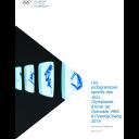 Les pictogrammes sportifs des Jeux Olympiques d'hiver de Grenoble 1968 à PyeongChang 2018 / Comité International Olympique, Centre d'Etudes Olympiques | Centre d'Études Olympiques (Lausanne)