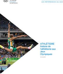 Histoire des sports aux Jeux Olympiques d'été / Le Centre d'Etudes Olympiques | The Olympic Studies Centre