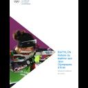 Histoire des sports aux Jeux Olympiques d'hiver / Comité International Olympique, Centre d'Etudes Olympiques | Centre d'Études Olympiques (Lausanne)