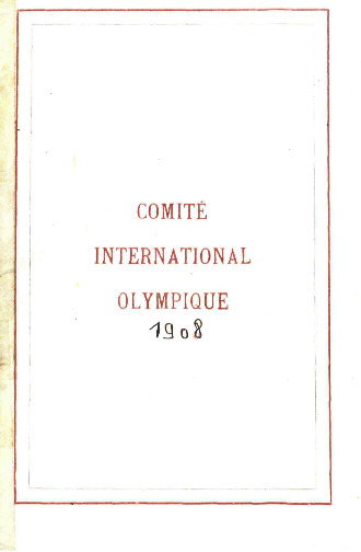 Annuaire / Comité International Olympique   International Olympic Committee