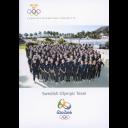 Swedish Olympic team : Rio 2016 / Sveriges Olympiska Kommitté | Sveriges Olympiska Kommitté