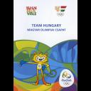 Team Hungary = Magyar Olimpiai Csapat / Hungarian Olympic Committee | Magyar Olimpiai Bizottság