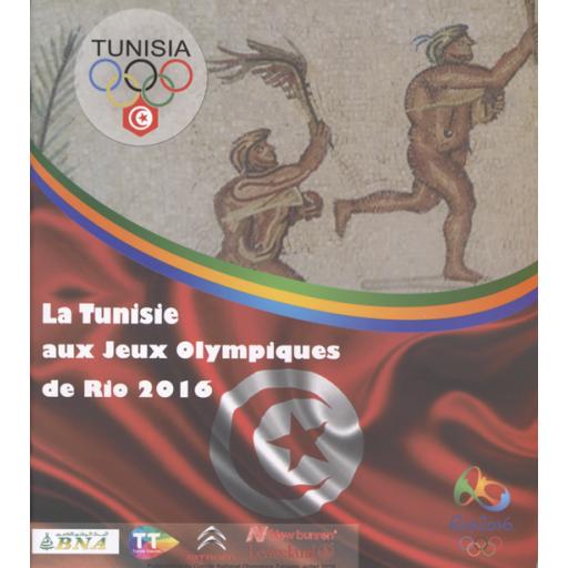 La Tunisie aux Jeux Olympiques de Rio 2016 = ... / Comité National Olympique Tunisien | Comité national olympique tunisien