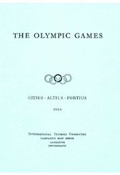 The Olympic Games : fundamental principles, rules and regulations, general information / [International Olympic Committee] | International Olympic Committee