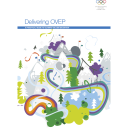 Delivering OVEP : a practical guide to Olympic values education / International Olympic Committee | Comité international olympique