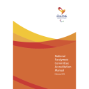National Paralympic Committee accreditation manual : Rio 2016 Paralympic Games / Rio 2016 Organising Committee for the Olympic and Paralympic Games | Jeux olympiques d'été. Comité d'organisation. 31, 2016, Rio de Janeiro