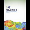 Olympic tennis event Rio 2016 : regulations / International Tennis Federation | Fédération internationale de tennis