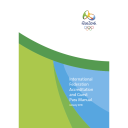 International Federation accreditation and guest pass manual : Rio 2016 / Rio 2016 Organising Committee for the Olympic and Paralympic Games | Jeux olympiques d'été. Comité d'organisation. 31, 2016, Rio de Janeiro