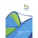 National Olympic Committee transport info kit : Rio 2016 / Rio 2016 Organising Committee for the Olympic and Paralympic Games | Jeux olympiques d'été. Comité d'organisation. 31, 2016, Rio de Janeiro