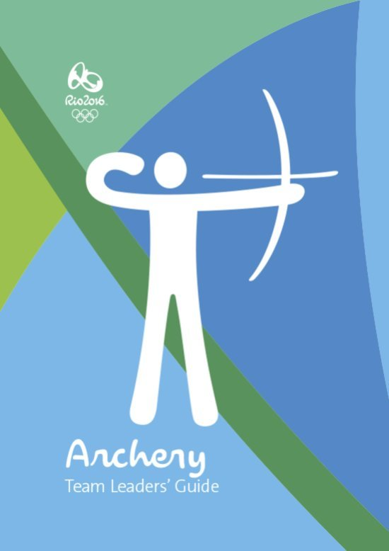 Team leaders' guide : Rio 2016 / The Rio Organising Committee of the Olympic Games and Paralympic Games | Jeux olympiques d'été. Comité d'organisation. 31, 2016, Rio de Janeiro