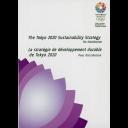 The Tokyo 2020 sustainability strategy for distribution = La statégie de développement durable de Tokyo 2020 pour distribution / Tokyo 2020 Candidate City   Tokyo 2020 Olympic Games Bid Committee