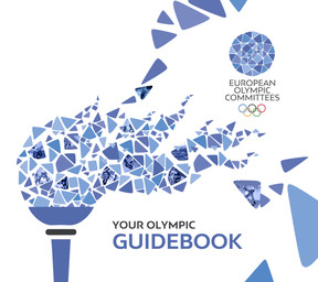 Your Olympic book / European Olympic Committees | Comités olympiques européens