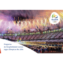 Programa de hospitalidade Carioca : Jogos Olímpicos Rio 2016 / Comitê Organizador dos Jogos Olímpicos e Paralímpicos Rio 2016 | Jeux olympiques d'été. Comité d'organisation. 31, 2016, Rio de Janeiro