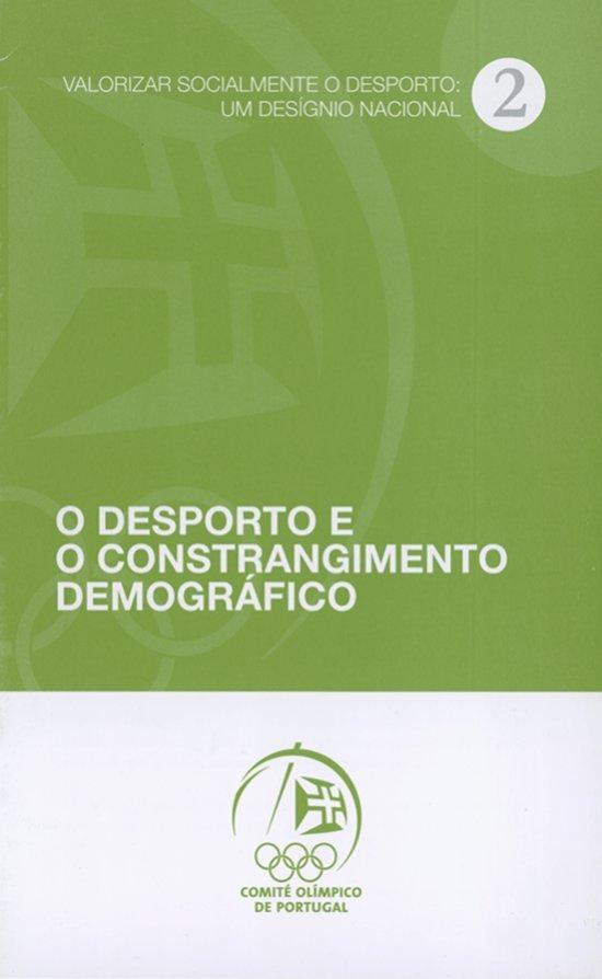 O desporto e o constrangimento demográfico / Comité Olímpico de Portugal | Comité Olímpico de Portugal