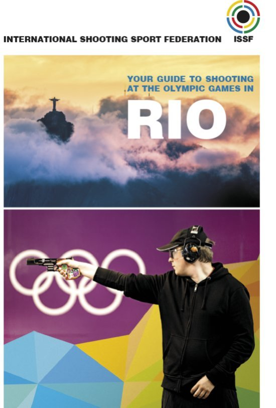 Your guide to shooting at the Olympic Games in Rio / International Shooting Sport Federation | Union internationale de tir