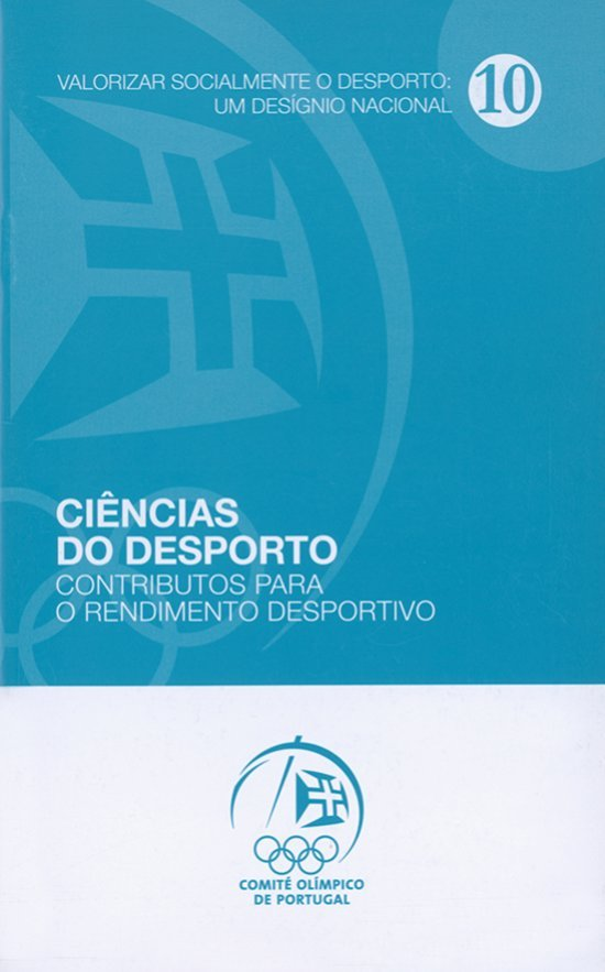 Ciências do desporto : contributos para o rendimento desportivo / António José Silva   Silva, António José