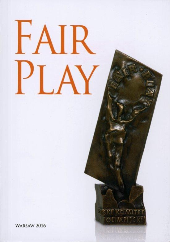 Fair play / ed. Kajetan Hądzelek... [et al.]   Hądzelek, Kajetan