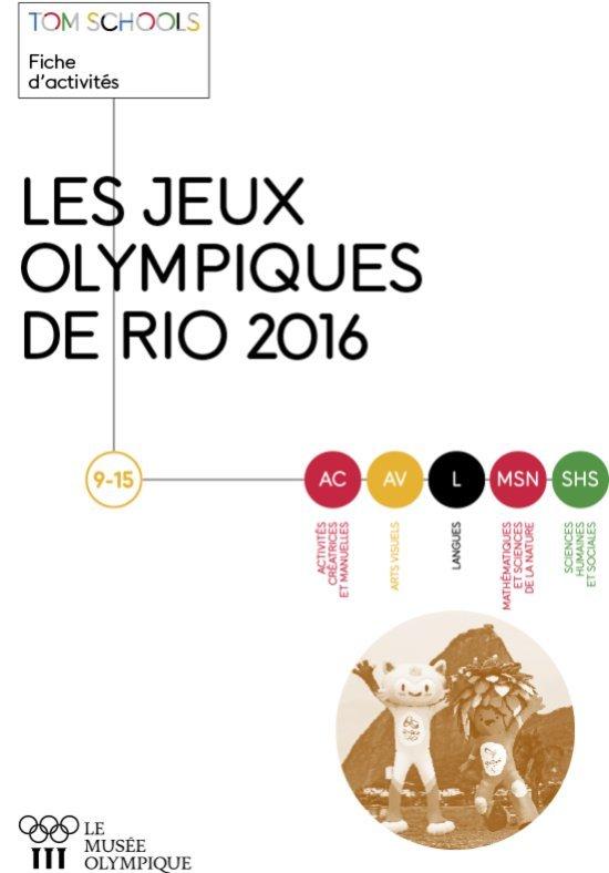 Les Jeux Olympiques de Rio 2016 : 9-15 / Miranda Larrosa | Larrosa, Miranda