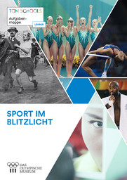 Sport im Blitzlicht / Mathilde Jomain | Jomain, Mathilde