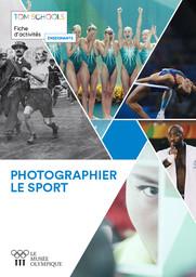 Photographier le sport / Mathilde Jomain | Jomain, Mathilde