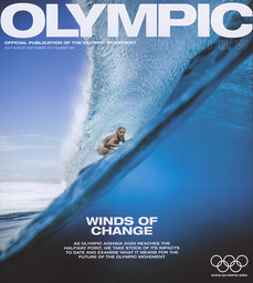 Olympic review : official publication of the Olympic Movement. Vol. 104, July/August/September 2017 |