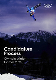 Candidature process : Olympic Winter Games 2026 / International Olympic Committee | International Olympic Committee