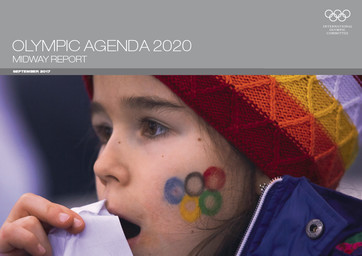 Olympic agenda 2020 : midway report / International Olympic Committee | Comité international olympique