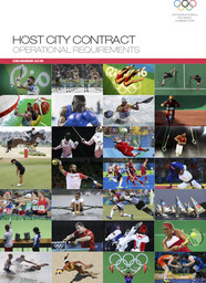 Host city contract operational requirements / International Olympic Committee | International Olympic Committee