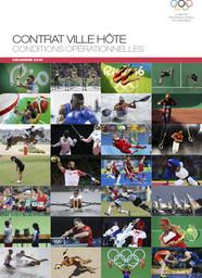 Contrat ville hôte : conditions opérationnelles / Comité International Olympique | Comité international olympique