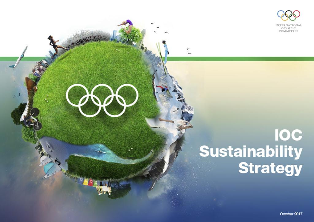 IOC sustainability strategy / International Olympic Committee | Comité international olympique