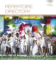 Directory : Olympic Movement directory = Répertoire : Mouvement Olympique / International Olympic Committee | Comité international olympique